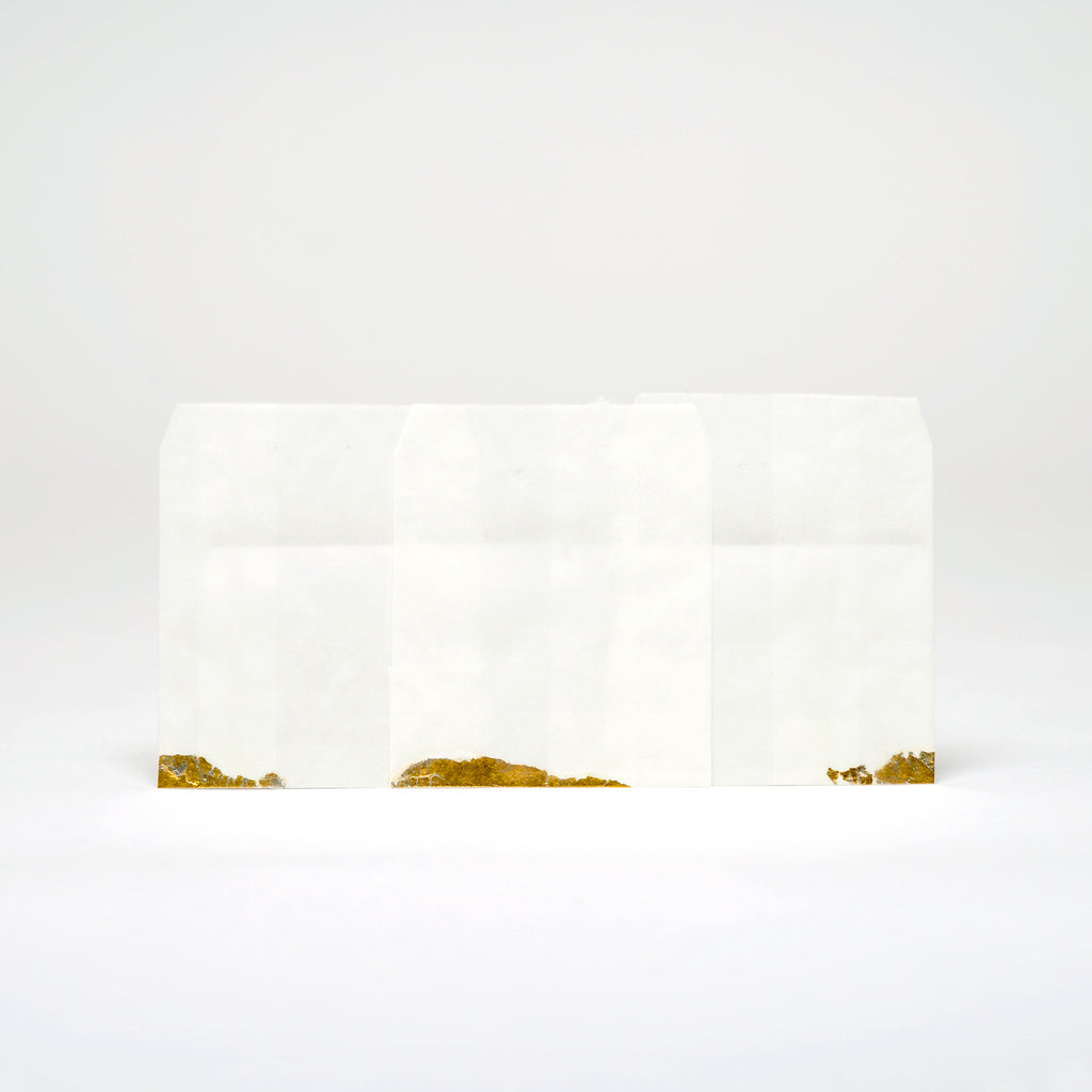 Color of abundance #8: Golden Envelopes