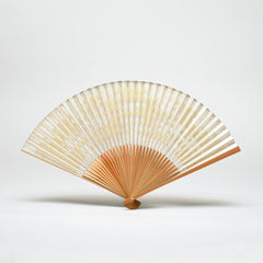 Color of abundance #1: Japanese folding fans
