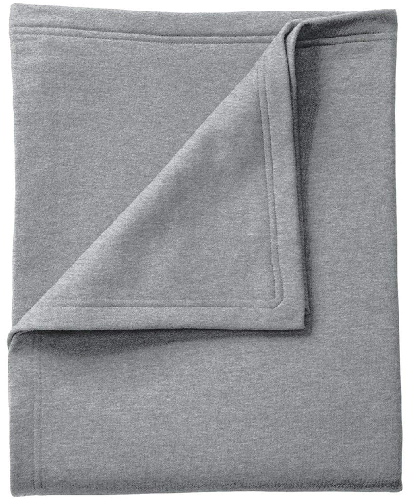 Embroidered Sport Blanket