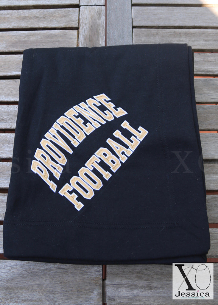 Panthers Fleece Sport Blanket - Spirit Wear