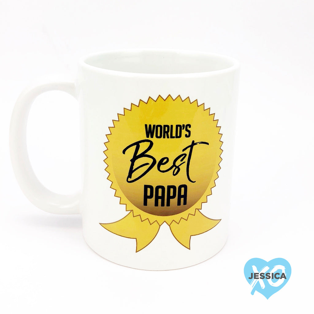 World's Best Papa Award