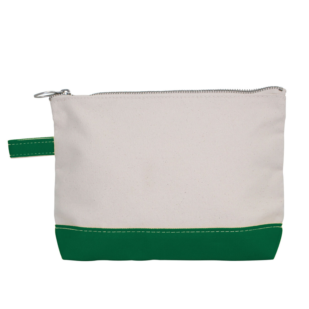 Zip Makeup Bag