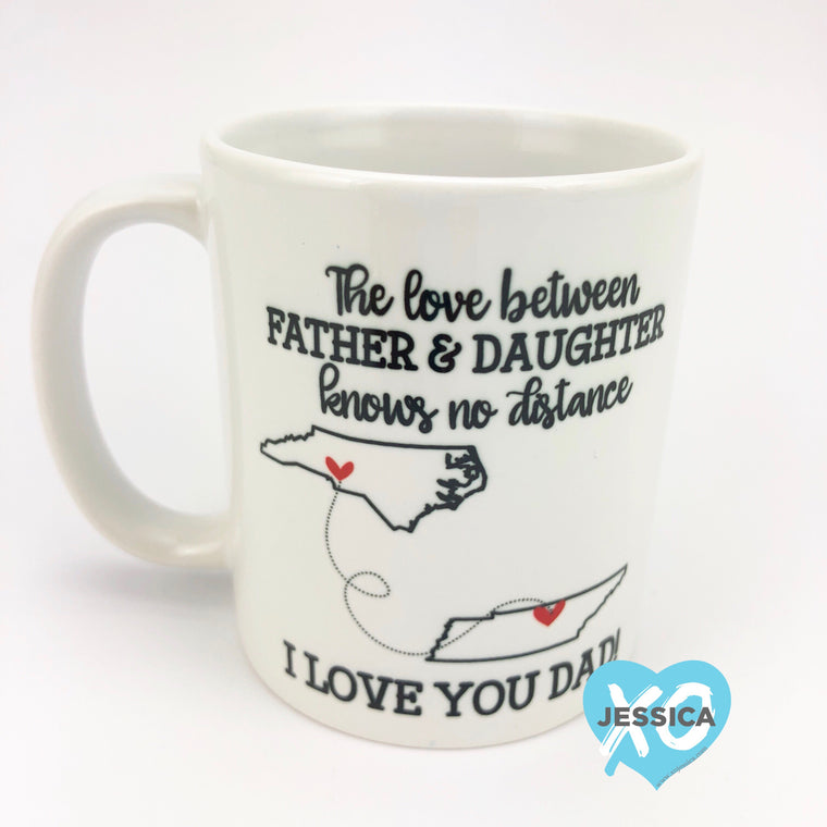 Love between...Mug