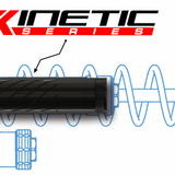 RAPTOR ACE [KINETIC SERIES] REAR SET INCLUDES FRONT TRACK SHOCK (FITS G4/XM 146, 154, 163 & 165 TRACK LENGTH)
