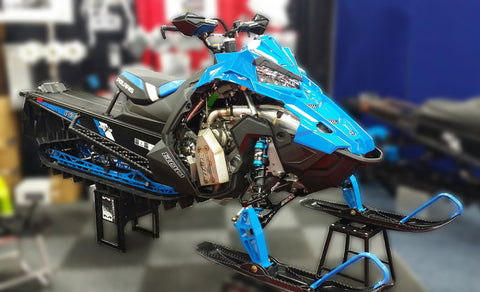 2015-17 AXYS RMK Coil Over (Front+Rear) Track Package