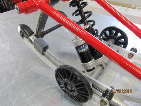 2011-2012 Pro Coilover (Front+Rear) Track Package