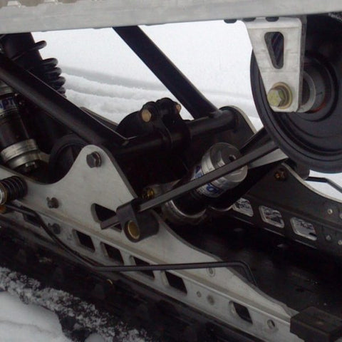 SKI-DOO XP REAR TRACK SHOCK SET