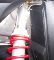 Rev Shock Tower Vent