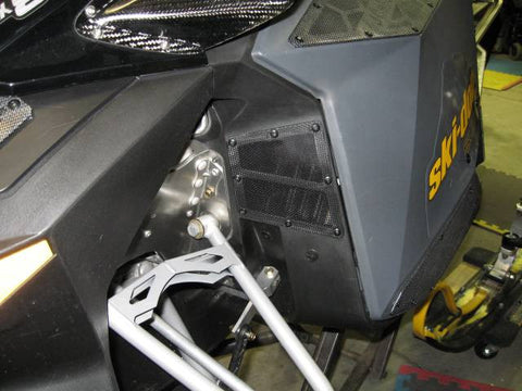Ski-Doo XP Shock Tower Vent