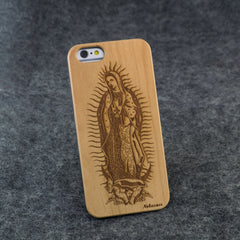 iPhone 6 / 6S Guadalupe Slim Wood Case - NOLACASE