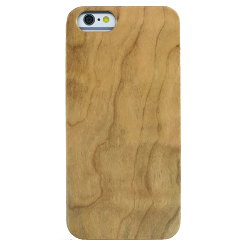 iPhone 6/6S Customized Wood Case - NOLACASE