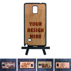 Samsung Note 4 Custom Slim Wood Case - NOLACASE - 1