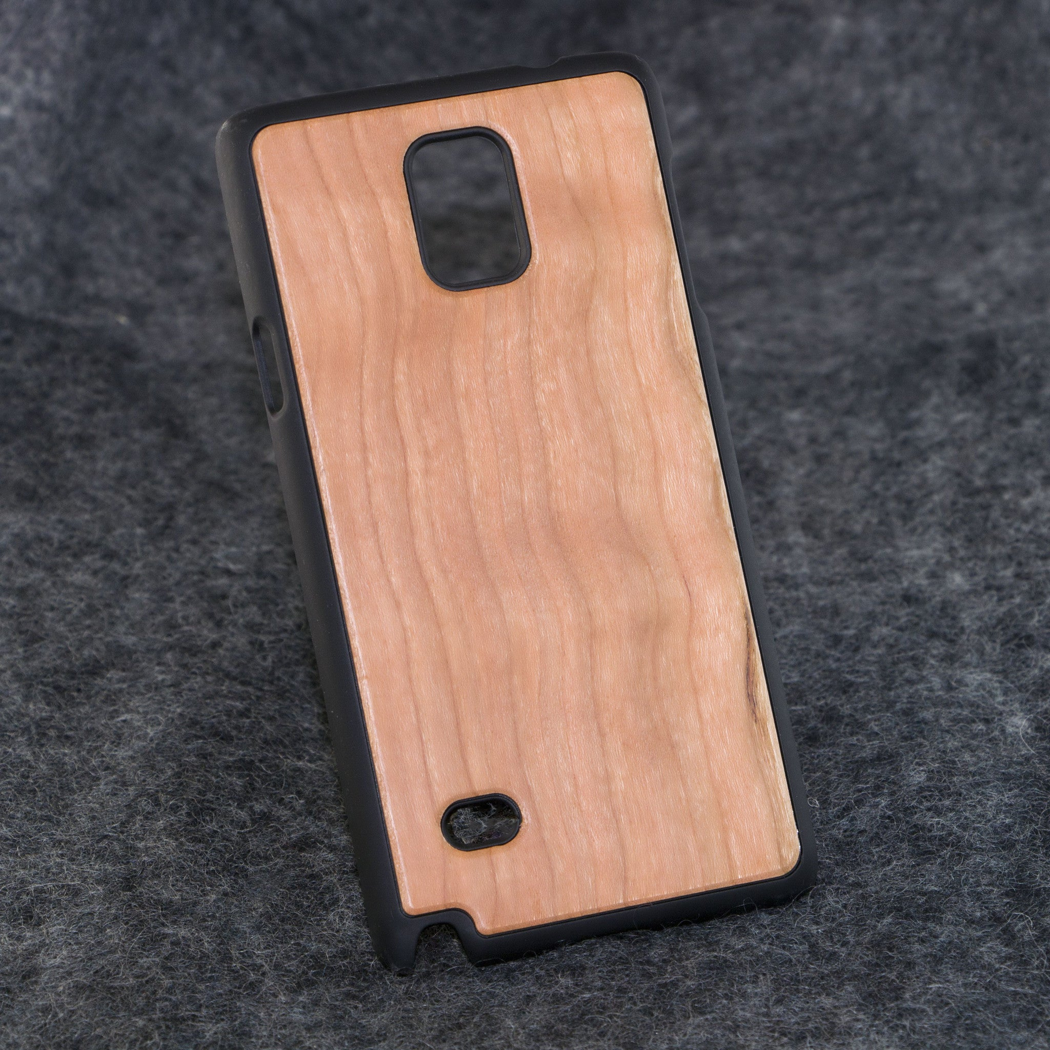 Samsung Note 4 Blank Slim Wood Case - NOLACASE