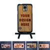 Samsung S5 Custom Slim Wood Case - NOLACASE - 1