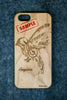 iPhone 5 / 5S Custom Slim Wood Case - NOLACASE - 3