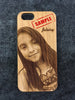 iPhone 5 / 5S Custom Slim Wood Case - NOLACASE - 6