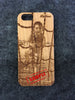 iPhone 5 / 5S Custom Slim Wood Case - NOLACASE - 2