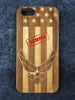 iPhone 5 / 5S Custom Slim Wood Case - NOLACASE - 7