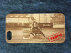 iPhone 5 / 5S Custom Slim Wood Case - NOLACASE - 8