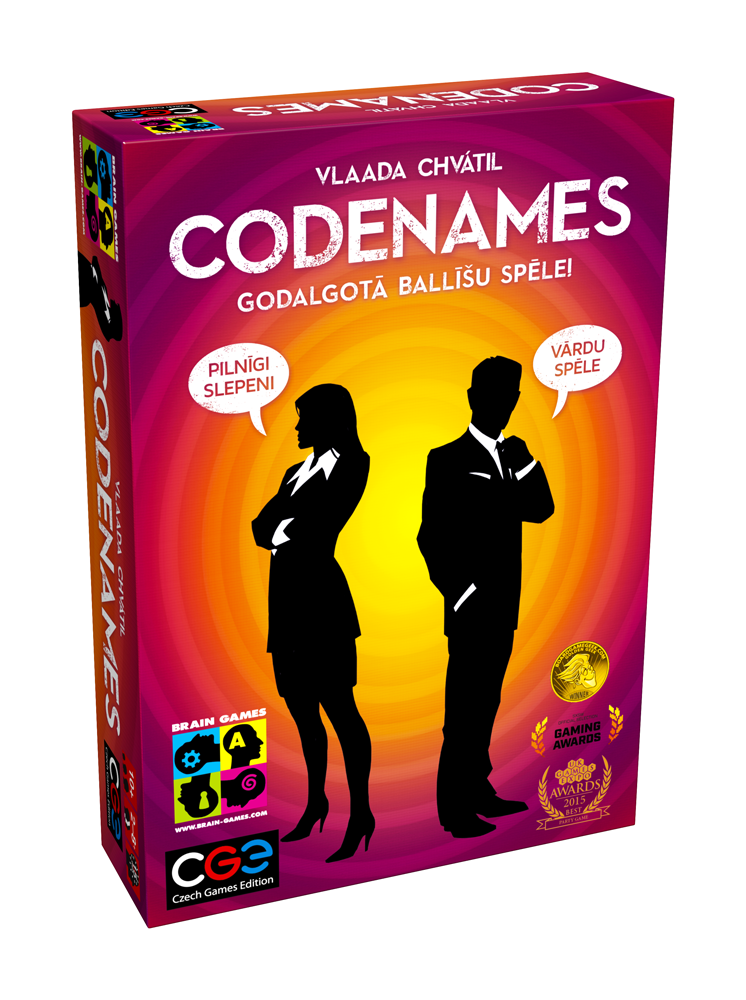 Brain Games iesaka - Codenames