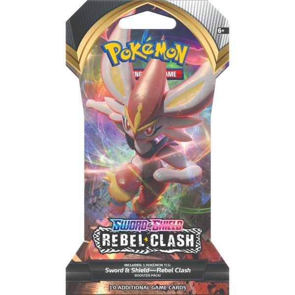 Pokemon TCG Sword & Shield: Rebel Clash