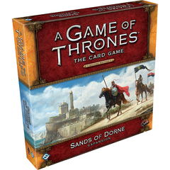 A Game of Thrones: The Card Game - Sands of Dorne Deluxe (paplašinājums)