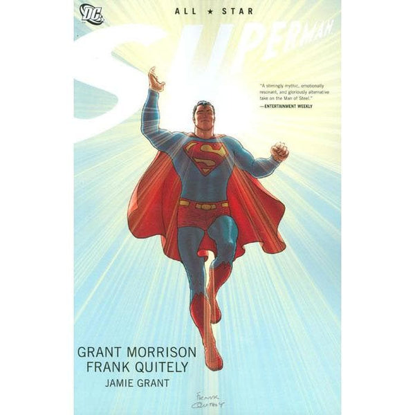 All Star Superman (komikss)