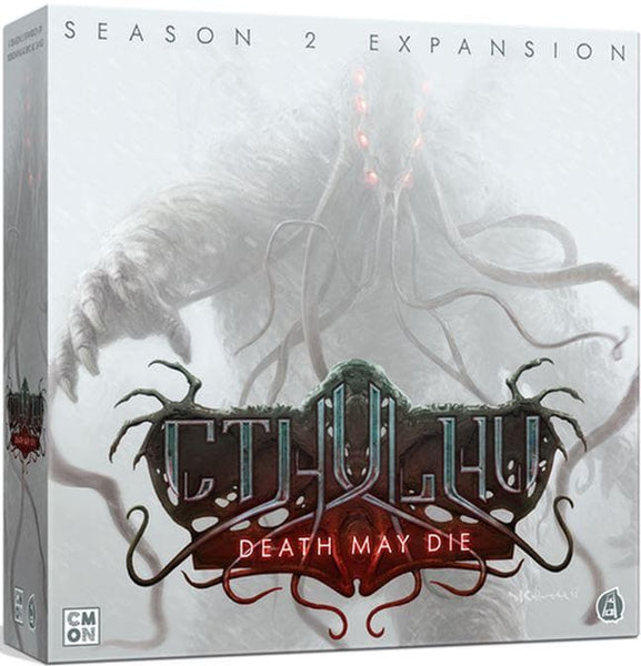 Cthulhu Death May Die Season 2 Exp.