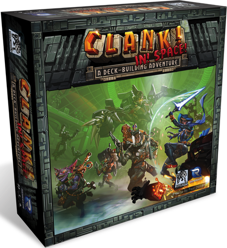 Clank! In! Space!, galda spēle