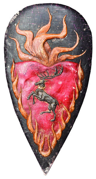 Game of Thrones: Pin Shield - Stannis Baratheon