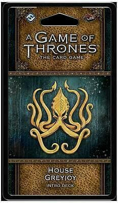 A Game of Thrones: The Card Game - House Greyjoy Intro Deck