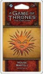 A Game of Thrones: The Card Game - House Martell Intro Deck