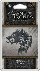 A Game of Thrones: The Card Game - House Stark Intro Deck