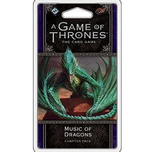 A Game of Thrones: The Card Game - Music Of Dragons (paplašinājums)
