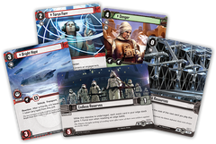 Star Wars: The Card Game: Escape From Hoth Force Pack (paplašinājums)