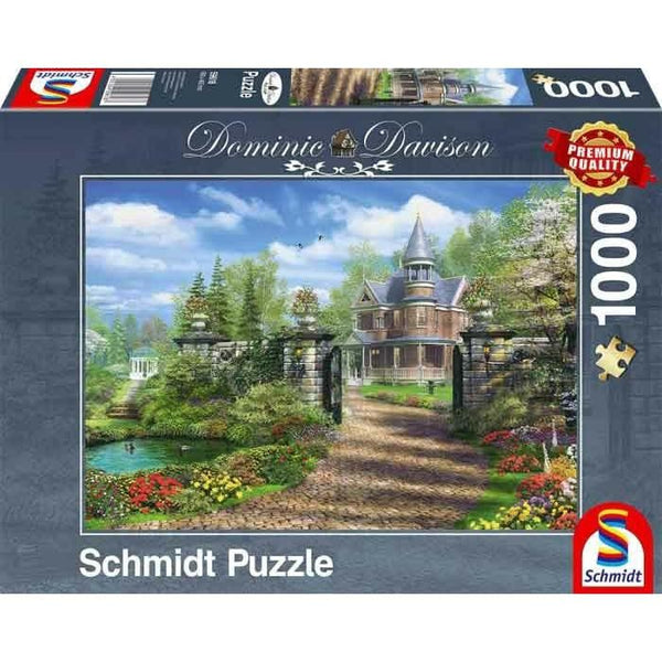 Puzle, 1000 - Idyllic country estate