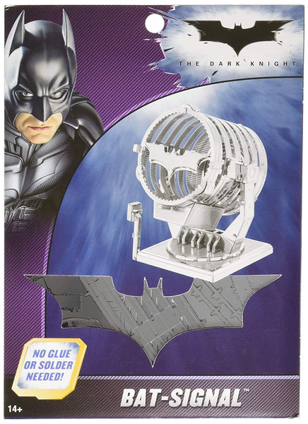 Metal Earth - Batman Classic Bat Signal, konstruktors