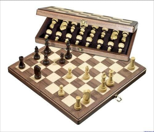 Chess set, 42 mm