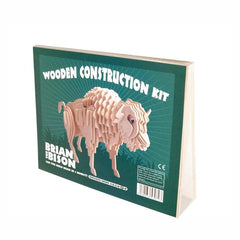 Construction Kit: Brian the Bison