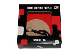 Brainbusting Puzzle: Ring of Fire, prāta mežģis