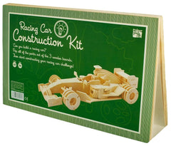 Construction Kit: Wooden Racing Car