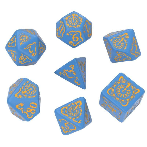 Pathfinder Ruins of Azlant Dice Set
