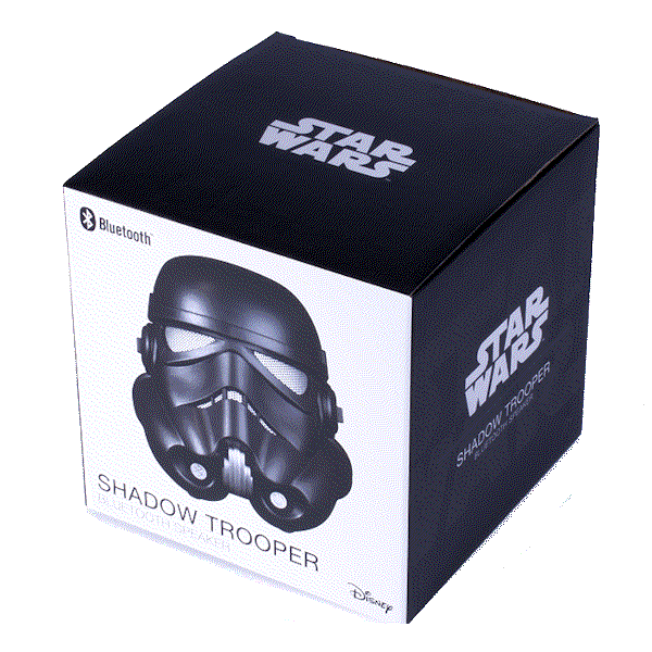 Star Wars Shadowtrooper Bluetooth skaļrunis