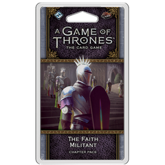 A Game of Thrones: The Card Game - The Faith Militant (paplašinājums)