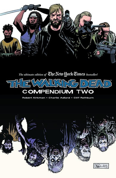 Walking Dead Compendium Two (komikss)
