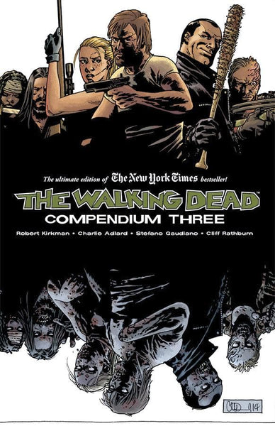 Walking Dead Compendium Three (komikss)