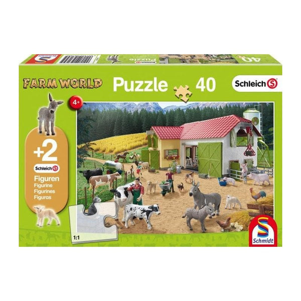 Puzle, 40 - A Day at the Farm