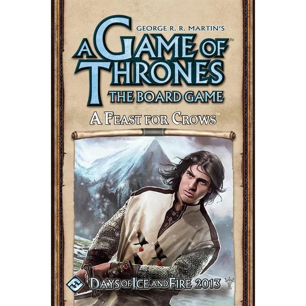 A Game of Thrones: The Board Game, 2nd Ed. – A Feast for Crows (paplašinājums), galda spēle