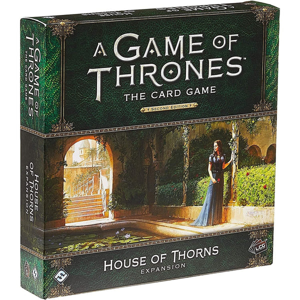 A Game of Thrones: The Card Game - House of Thorns (paplašinājums), galda spēle