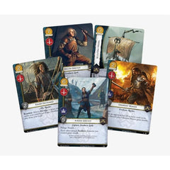 A Game of Thrones: The Card Game - Kings of the Isles (paplašinājums), galda spēle